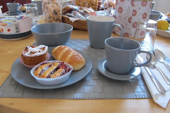 Le Stanze del Papa : Homemade pastries