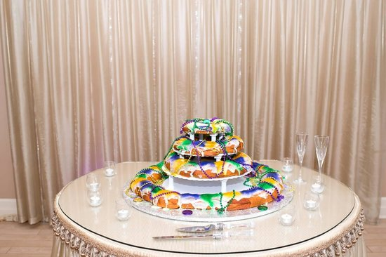 Haydel's Bakery : wedding cake