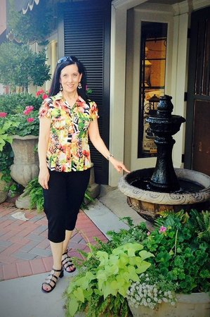 Historic Downtown McKinney: My bride