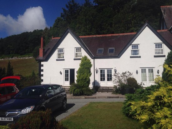 Coed Mawr Hall Bed & Breakfast: Cottages