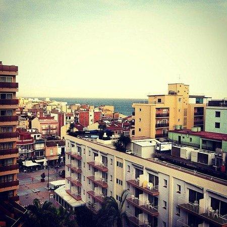 H·TOP Amaika: Вид из окна