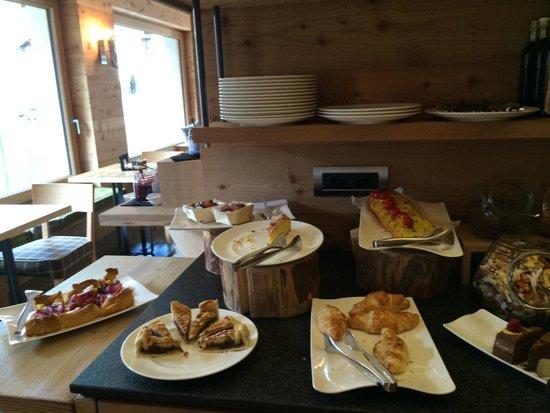 Hotel Larice: Ottima colazione