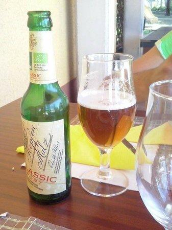 L'ErbaVoglio : questa birra non l'ho mai vista ma era bio e vegan, molto buona