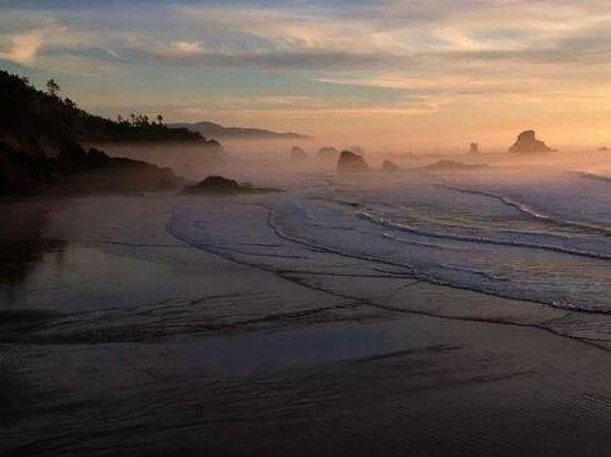 Ecola State Park: Oregon Coast