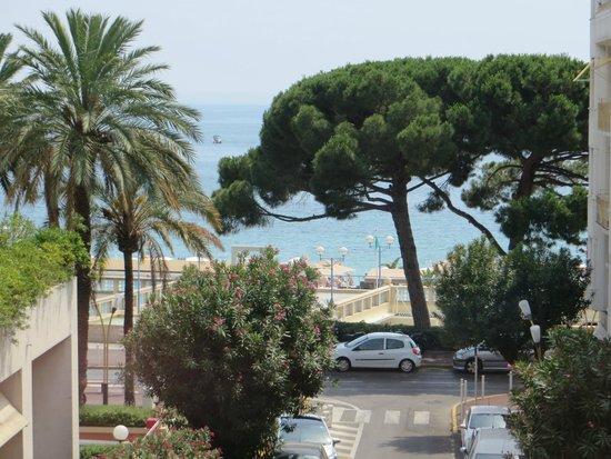 Hotel Eden : View
