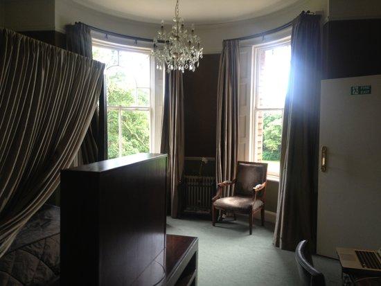 Woodlands Park Hotel: King Suite
