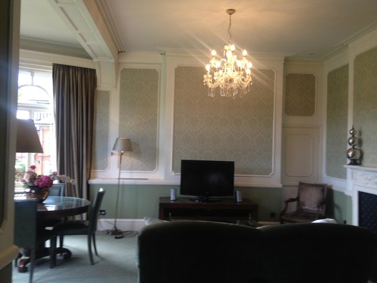 Woodlands Park Hotel: King Suite