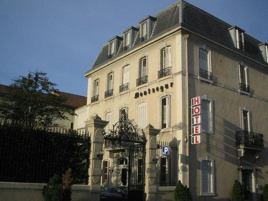 Hotel Montsegur : Hôtel Montségur à Carcassone