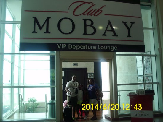 Club Mobay Departure Lounge: Kid Room