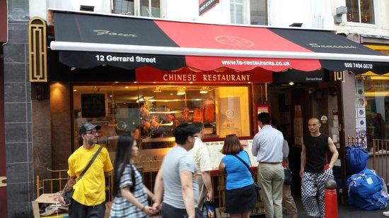 Four Seasons Chinese Restaurant - Chinatown : four seasons london