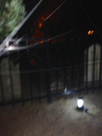 Ripley's Ghost Train Adventure: The second orb we caught on film