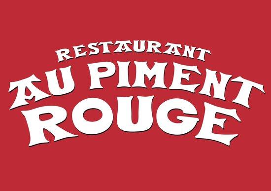Au Piment Rouge : Logo