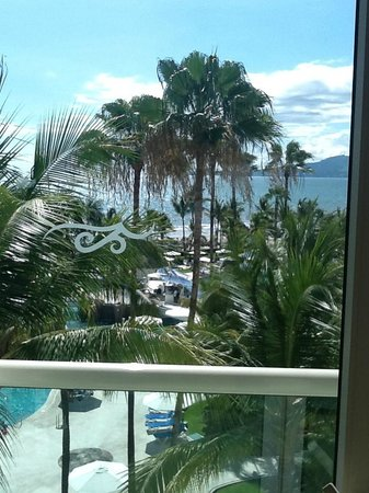 Hard Rock Hotel Vallarta: View from 5011