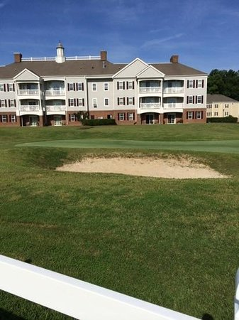 Wyndham Governor's Green: by the putt putt