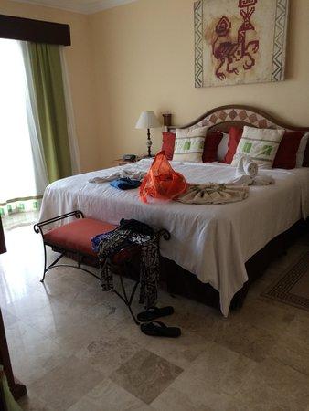 Villa del Palmar Flamingos : Bedroom in the one bedroom