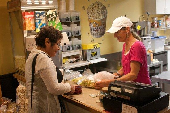Kernel Cody's Popcorn Shoppe