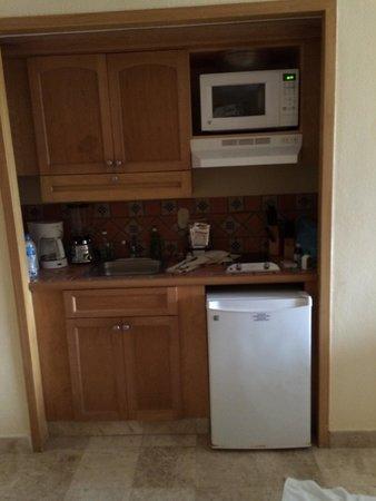 Villa del Palmar Flamingos : Kitchen area in regular deluxe villa