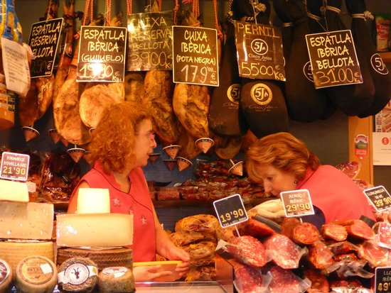 Santa Caterina's Market: tasty