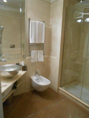 Hotel Brunelleschi: Fantastico bagno!