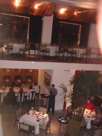 Lo Restaurante: ambiente agradável