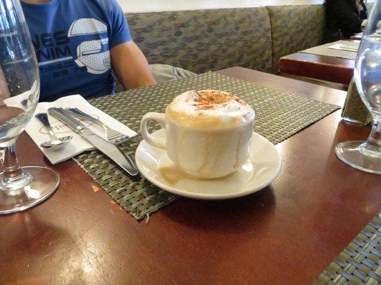 Sarabeth's West : café desbordante