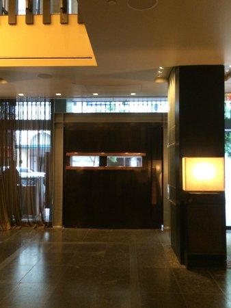 Kimpton Hotel Palomar San Diego: view of entrance