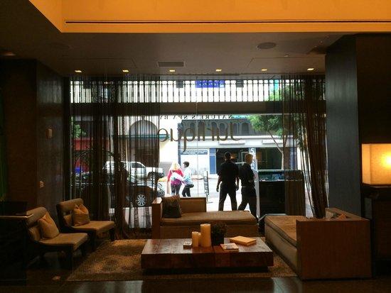 Kimpton Hotel Palomar San Diego: the spa