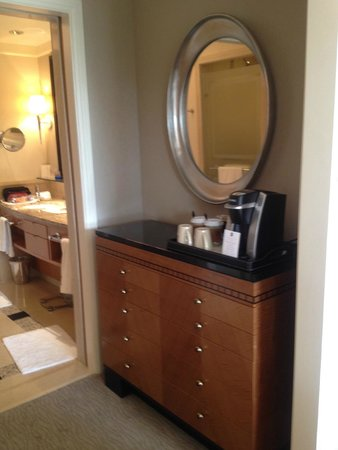 The Umstead Hotel and Spa: Keurig , a must!!