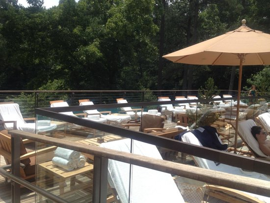 The Umstead Hotel and Spa: Respite from a busy day