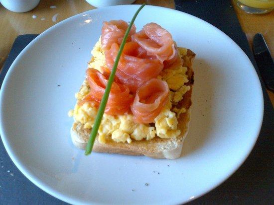 Gwesty Cymru: Breakfast Day 1