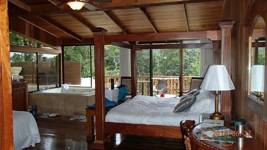 Hotel Belmar: Canopy Room