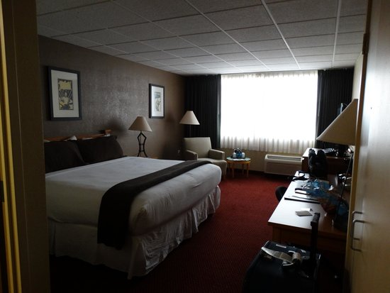 Millennium Maxwell House Nashville: My room.