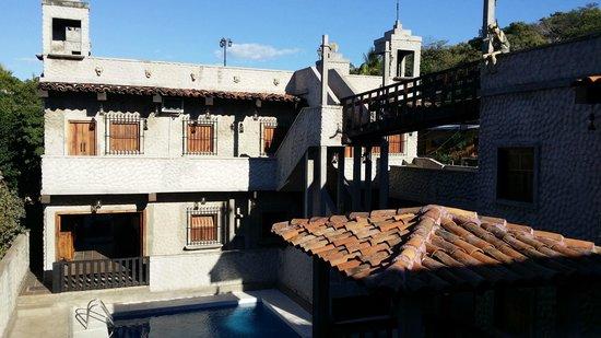 Hostal Casa de Las Gargolas: La Casa de las Gargolas