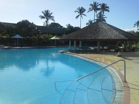 Naviti Resort : Why go to work ?