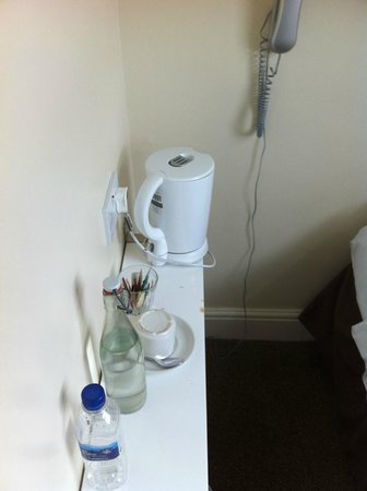 Swinton Hotel: Facilities