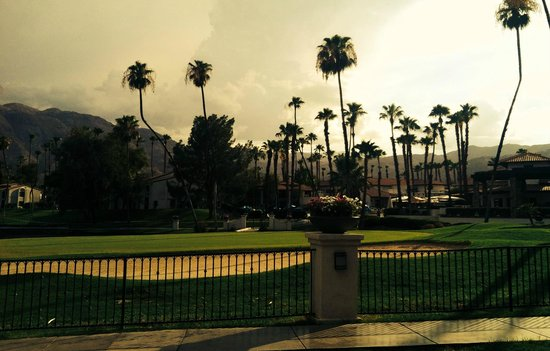 Omni Rancho Las Palmas Resort & Spa: View from room 816
