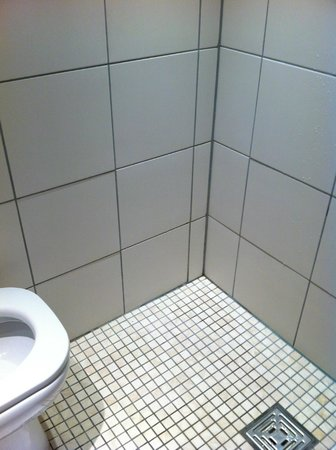 Swinton Hotel: doccia/bagno