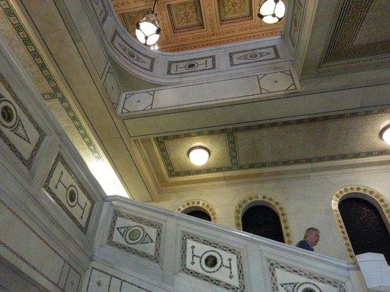 Chicago Cultural Center: Balcony