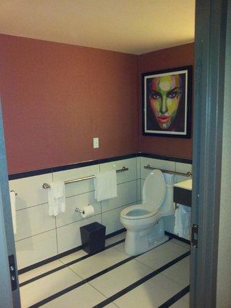 Park Central Hotel New York: Bathroom