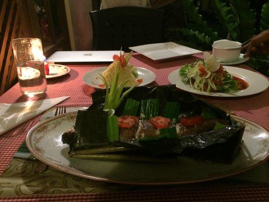 Anne's Maisonnette: special dinner