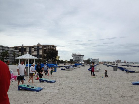TradeWinds Island Grand Resort : beach
