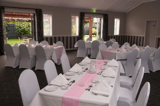 Suncourt Hotel & Conference Centre : Tauhara 1 - Dinner Function