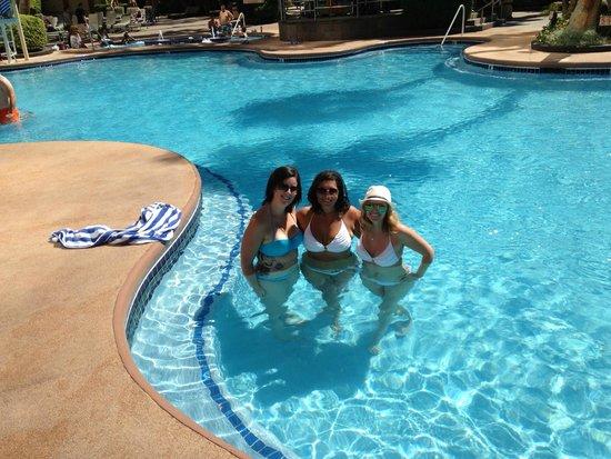 Treasure Island - TI Hotel & Casino: Pool