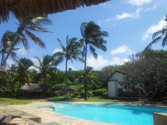 Ocean Sports Resort : vue de la piscine