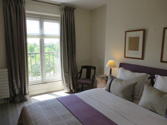 Hotel Brighton - Esprit de France: Bedroom