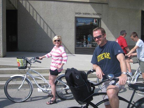 Fraulein Maria's Bicycle Tours: Bike pic