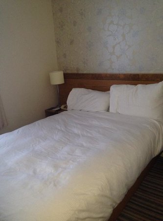 Hilton Bath City : Comfy bed