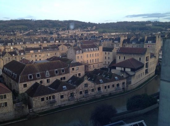 Hilton Bath City: River View Room
