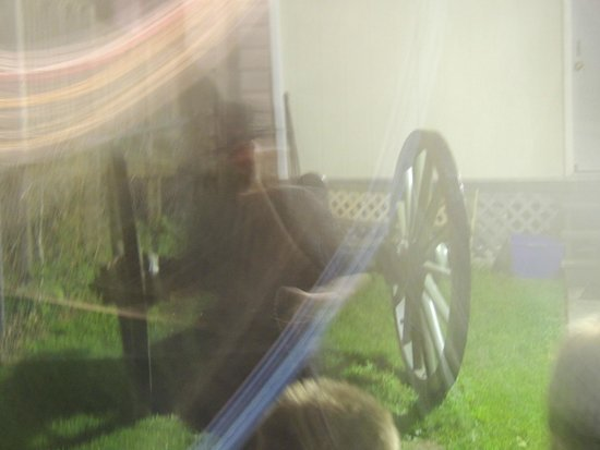 Gettysburg Ghost Tours: This is Bob, but does not look completely like him
