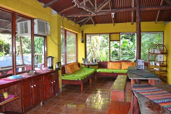 Pura Vida Hostel - Manuel Antonio: Social Area